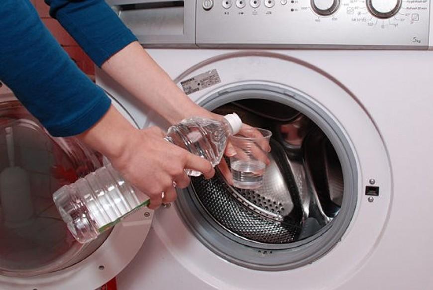 Как почистить стиральную машинку от грязи в
